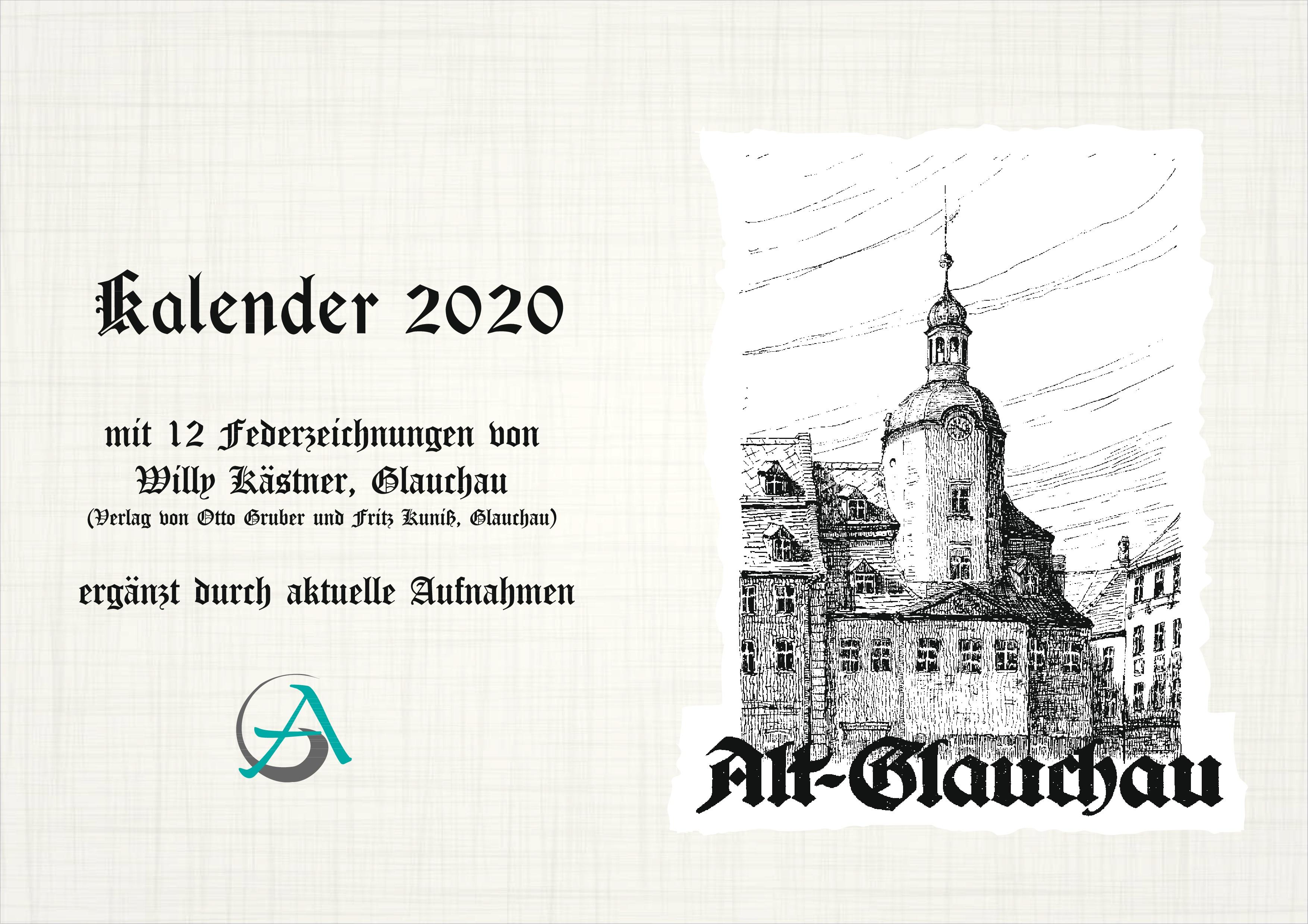 Kalender AG Geschichte 2020