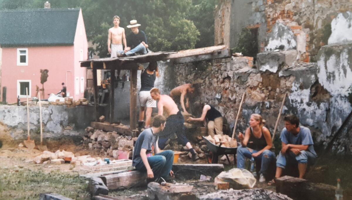 Döben Pfingsten 1998