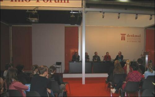 Denkmalmesse Leipzig 2008